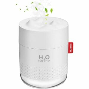 The Best Cool Mist Humidifier Option: MOVTIP Portable Mini Humidifier