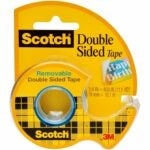 The Best Double-Sided Tape Option: Scotch Double Sided Tape