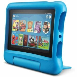 The Best E-Reader Option: Amazon Fire 7 Kids Edition Tablet