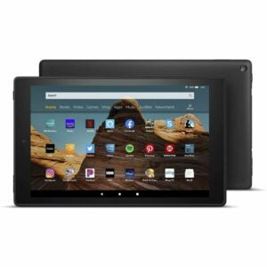 The Best E-Reader Option: Amazon Fire HD 10 Tablet