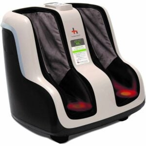 The Best Foot Massager Option: Human touch Reflex SOL Foot and Calf Massager