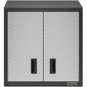 The Best Garage Cabinets Option: Gladiator GAWG28FDYG Full-Door Wall GearBox