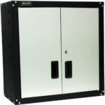 The Best Garage Cabinets Option: Homak 2 Door Wall Cabinet with 2 Shelves