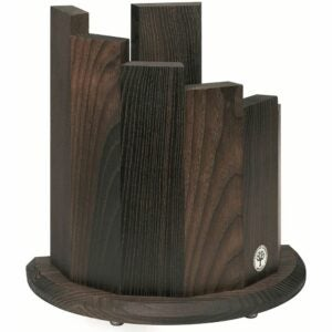 最好的刀片块选项:Boker 30402木材磁刀砌块