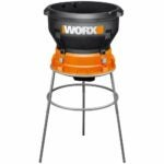 The Best Leaf Mulcher Option: WORX WG430 13 Amp Bladeless Electric Leaf Mulcher