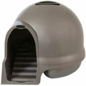 The Best Litter Box Option: Petmate Booda Dome Clean Step Cat Litter Box