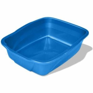 The Best Litter Box Option: Vanness CP2 Large Cat Pan