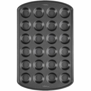 The Best Muffin Pan Option: Wilton Perfect Results Mini Muffin Pan