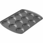 The Best Muffin Pan Option: Wilton Perfect Results Muffin Top Baking Pan
