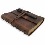 The Best Notebooks Option: Cooleather Leather Journal Writing Notebook