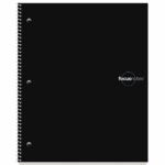 The Best Notebooks Option: TOPS FocusNotes Note Taking System 1-Subject Notebook
