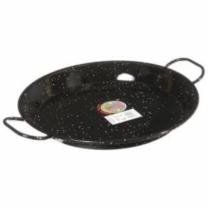 The Best Paella Pan Option: Garcima 12-Inch Enameled Steel Paella Pan