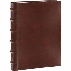 最好的相册选项:先锋相册CLB-346 / BN缝制粘合皮革