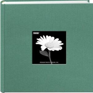 最好的相册选项:先驱相册织物框架封面相册