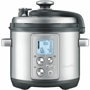 The Best Pressure Cooker Option: Breville BPR700BSS Fast Slow Pro Slow Cooker