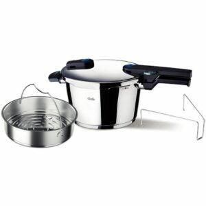 The Best Pressure Cooker Option: Fissler vitaquick Pressure Cooker Induction