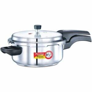 The Best Pressure Cooker Option: Prestige 3L Alpha Induction Base Pressure Cooker