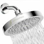 The Best Rain Shower Head Option: SparkPod Shower Head - High Pressure Rain