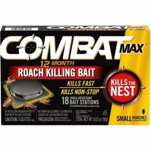 最佳蟑螂诱饵选择:战斗最多12个月的蟑螂杀死诱饵
