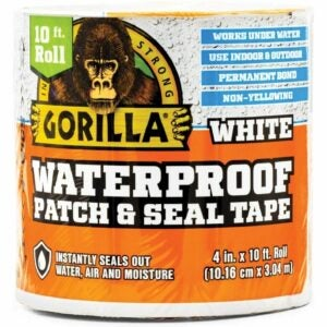 The Best Roof Sealant Option: Gorilla Waterproof Patch & Seal Tape