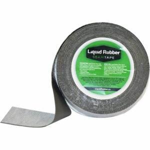 最好的屋顶密封胶选项:液体橡胶缝胶带 - 剥离