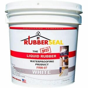 The Best Roof Sealant Option: Rubberseal Liquid Rubber Waterproofing Coating