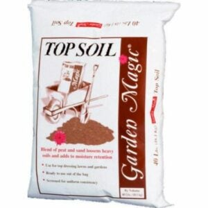The Best Soil for Raised Beds Option: Michigan Peat 5540 Garden Magic Top Soil