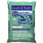 The Best Soil for Raised Beds Option: New Coast of Maine Organic Raised Bed Mix