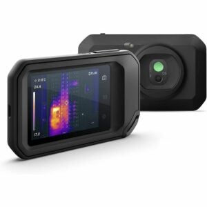 The Best Thermal Camera Option: FLIR C5 Thermal Imaging Handheld Camera with WiFi
