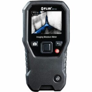 The Best Thermal Camera Option: FLIR MR160-KIT2 Building Inspection Kit