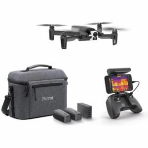The Best Thermal Camera Option: Parrot Thermal Drone 4K - Anafi Thermal
