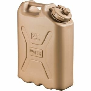 The Best Water Storage Container Option: Scepter 05935 Military Water Container