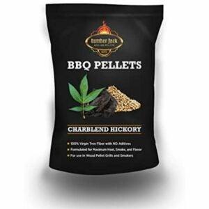 The Best Wood Pellets Option: Lumber Jack BBQ Grilling Wood pellets