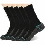 The Best Work Socks Option: Kodal Copper Infused Athletic Crew Socks