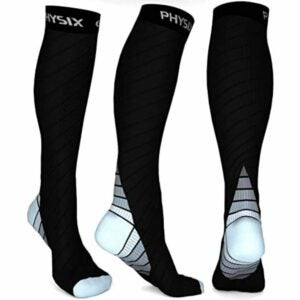 The Best Work Socks Option: Physix Gear Sport Compression Socks