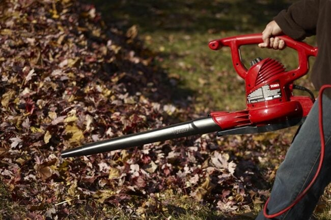 The Best Leaf Mulcher Option