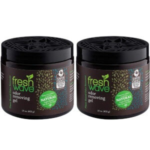 Best Air Freshener Options: Fresh Wave Odor Removing Gel