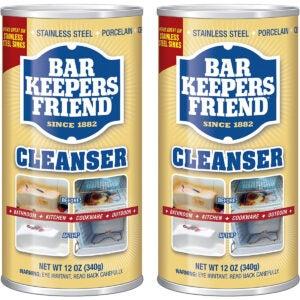最佳浴缸清洁剂选择:酒吧老板朋友洁面粉