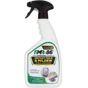 最佳浴缸清洁剂选择:RMR-86即时霉菌和霉渍去除喷雾