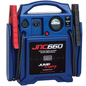 Best Battery Charger Options: Clore Automotive Jump-N-Carry JNC660