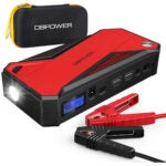 Best Battery Charger Options: DBPOWER 800A 18000mAh Portable Car Jump Starter