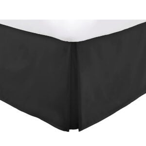 Best Bed Skirt Options: Italian Luxury Hotel Collection Bed Skirt
