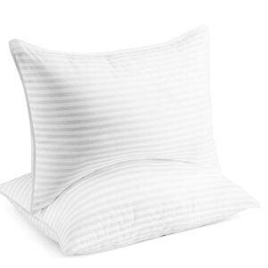 Best Bedding Options: Beckham Hotel Collection Gel Pillow