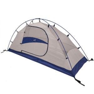 最佳露营帐篷选择:阿尔卑斯山登山山猫一人帐篷