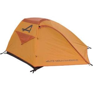 最佳露营帐篷选择:阿尔卑斯山登山和风2人帐篷