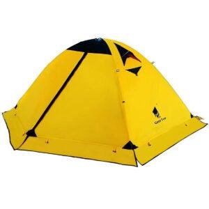 最佳露营帐篷选择:GEERTOP背包帐篷2人