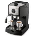 最佳卡布奇诺制造商选项:De'longhi EC155 15 Bar Pump Espresso