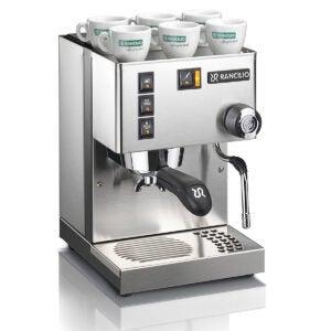 最佳卡布奇诺咖啡机选择:兰西利奥·西尔维亚浓缩咖啡机