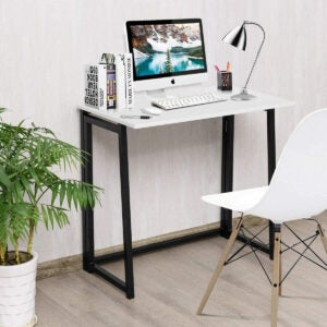 Best Desk Options: Tangkula Folding Desk