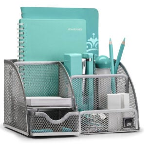 Best Desk Accessories Options: Mindspace Office Desk Organizer
